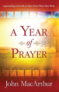 A Year of Prayer (e-bok) av John MacArthur