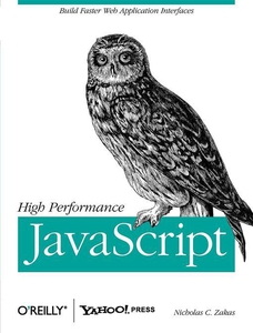 High Performance JavaScript (e-bok) av Nicholas