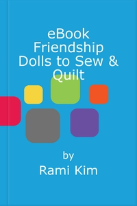eBook Friendship Dolls to Sew & Quilt (e-bok) a
