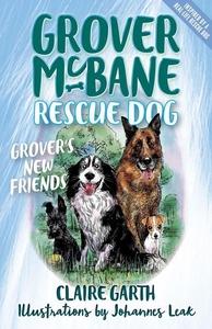 Grover's New Friends (e-bok) av Claire Garth