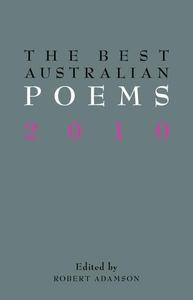 The Best Australian Poems 2010 (e-bok) av