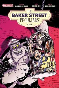 Baker Street Peculiars #3 (e-bok) av Roger Lang
