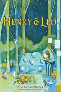 Henry & Leo (e-bok) av Pamela Zagarenski
