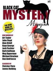 Black Cat Mystery Magazine #1 (e-bok) av Art Ta