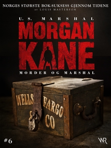 Morgan Kane 6: Morder og Marshal (ebok) av Lo