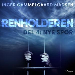 Renholderen 4: Nye spor (lydbok) av Inger Gam