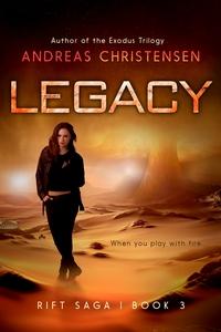 Legacy (ebok) av Andreas Christensen