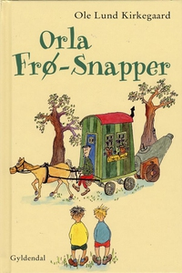 Orla Frø-Snapper (e-bog) af Ole Lund