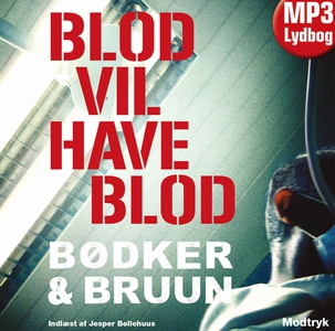 Blod vil have blod (lydbog) af - Bødk