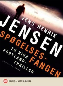 Spøgelsesfangen (lydbog) af Jens Henr