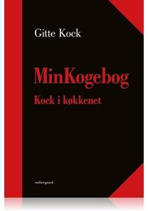 MinKogebog (e-bog) af Gitte Kock