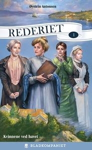Kvinnene ved havet (ebok) av Øystein  Antonse