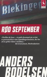 Rød September (lydbog) af Anders Bode