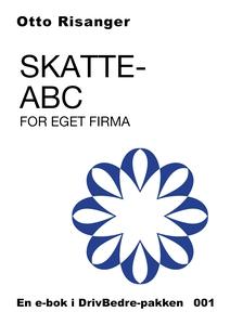 Skatte-ABC for eget firma (ebok) av Otto Risa