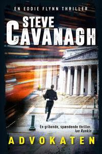 Advokaten (lydbog) af Steve Cavanagh