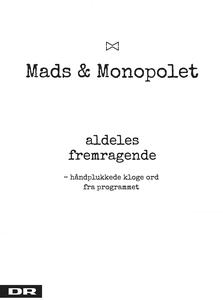 Aldeles fremragende (e-bog) af Mads S
