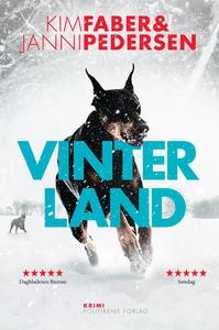 Vinterland (lydbog) af Kim Faber, Jan