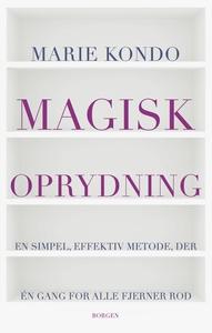 Magisk oprydning (e-bog) af Marie Kon