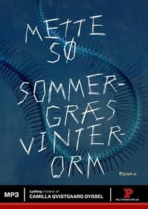 Sommergræs, vinterorm (lydbog) af Met