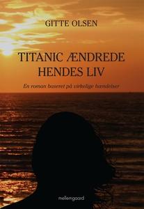 Titanic ændrede hendes liv (e-bog) af