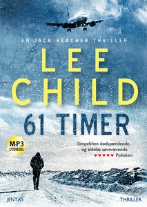 61 timer (lydbog) af Lee Child