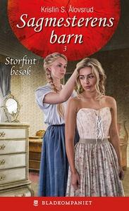 Storfint besøk (ebok) av Kristin S. Ålovsrud