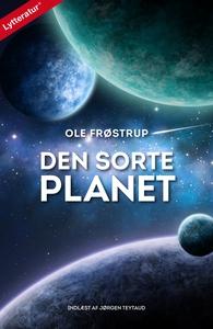 Den sorte planet (lydbog) af Ole Frøs