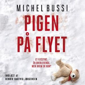 Pigen på flyet (lydbog) af Michel Bus