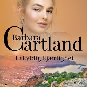 Uskyldig kjærlighet (lydbok) av Barbara Cartl