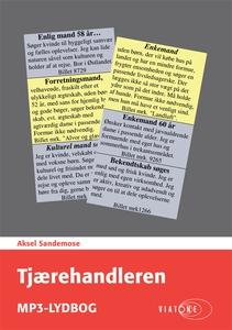 Tjærehandleren (lydbog) af Aksel Sand