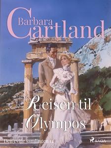 Reisen til Olympos (ebok) av Barbara Cartland