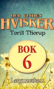 Løgnersken (ebok) av Torill Thorup