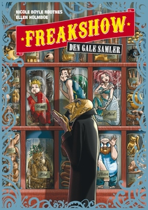 Freakshow 4: Den gale samler (e-bog)