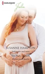 Jordemoder med mave/Ønsket om en fami