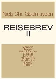 Reisebrev II (ebok) av Niels Chr.  Geelmuyden