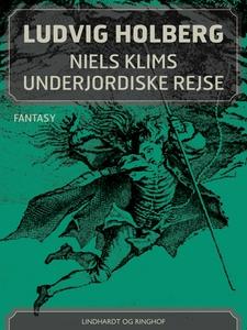 Niels Klims underjordiske rejse (e-bo