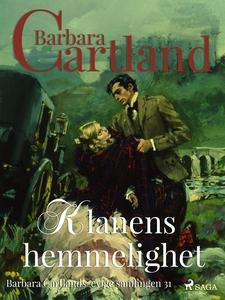 Klanens hemmelighet (ebok) av Barbara Cartlan