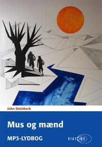 Mus og mænd (lydbog) af John Steinbec