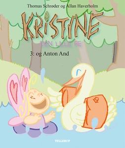 Kristine, den lille fe #3: Kristine,