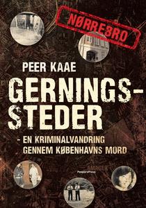 Gerningssteder: Nørrebro (e-bog) af P
