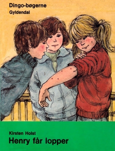 Henry får lopper (e-bog) af Kirsten H