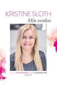 Min verden (e-bog) af Kristine Sloth,