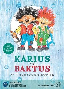 Karius og Baktus (lydbog) af Thorbjør