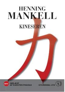 Kineseren (lydbog) af Henning Mankell