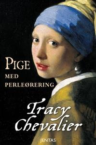 Pige med perleørering (lydbog) af Tra