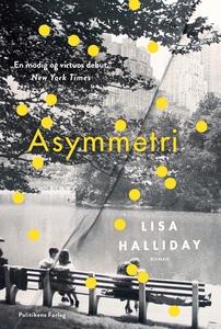 Asymmetri (e-bog) af Lisa Halliday