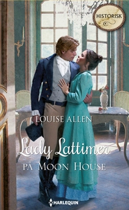 Lady Lattimer på Moon House (ebok) av Louise