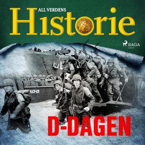D-dagen (lydbok) av All verdens  historie