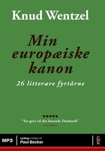 Min europæiske kanon (lydbog) af Knud
