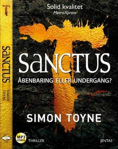 Sanctus - e-lyd (lydbog) af Simon Toy